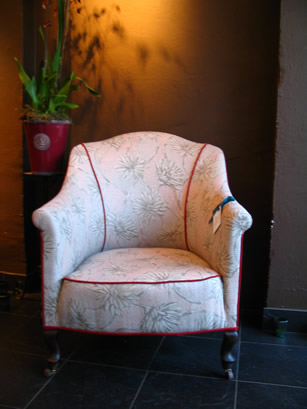 Afternoon Tea Chair : Comfy Collection .:. Isabelle Levy